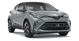 Toyota C-HR 1.2T Plus