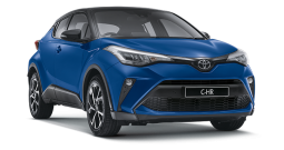 Toyota C-HR Luxury CVT