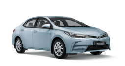 Toyota Corolla Quest Exclusive 1.8 MT