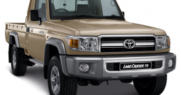 Toyota Land Cruiser 4.2 Diesel Single Cab