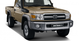 Toyota Land Cruiser 4.5 Diesel V8 Single Cab