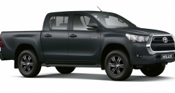 Toyota Hilux DC 2.8GD6 4×4 Raider AT