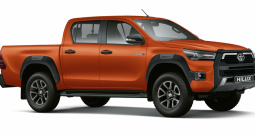 Toyota Hilux DC 2.8 4×4 Legend AT