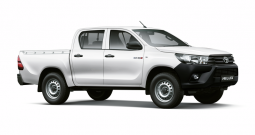 Toyota Hilux 2.4 GD6 RB SR MT