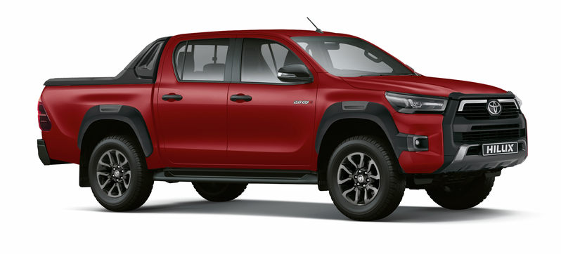 Toyota Hilux DC 2.8 4×4 Legend RS AT full