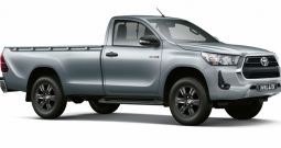 Toyota Hilux SC 2.4 GD6 4×4 Raider AT