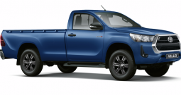 Toyota Hilux SC 2.8 GD6 4×4 Raider 6AT