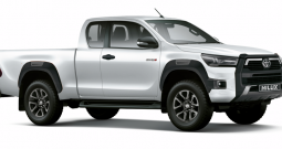 Toyota Hilux XC 2.8 GD6 4×4 Legend 6AT
