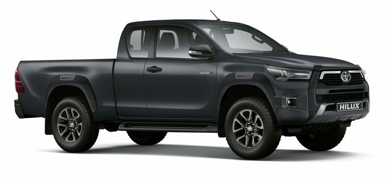 Toyota Hilux 2.8 GD6 RB Legend 6AT full