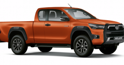 Toyota Hilux 2.8 GD6 RB Legend 6AT