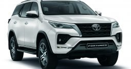 Toyota Fortuner 2.4 GD6 4×4 AT