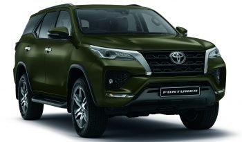 Toyota Fortuner 2.4 GD6 RB AT full