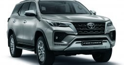 Toyota Fortuner 2.8 GD6 4×4 AT