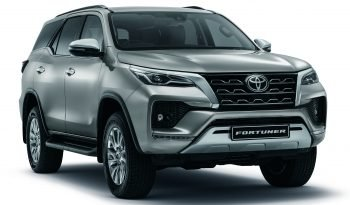 Toyota Fortuner 2.8 GD6 4×4 VX AT full