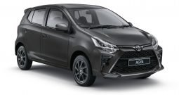 Toyota Agya 1.0 AT