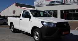 2020 Toyota Hilux 2.4GD (aircon)