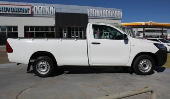 2020 Toyota Hilux 2.4GD (aircon) full